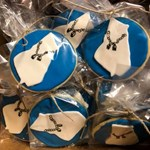 ice cookies of gcwa logo